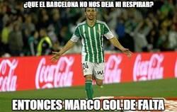 Enlace a Rubén Castro siempre al rescate del Real Betis