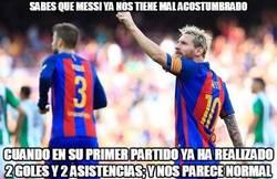 Enlace a Ya es habitual lo de Messi...