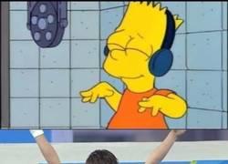 Enlace a La nueva versión de la canción de Bart