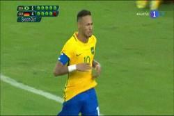 Enlace a GIF: Gana Brasil en los penaltis con el decisivo gol de Neymar, estos son los goles