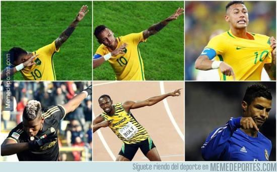 900246 - Las inspiraciones de Neymar