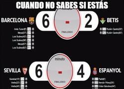 Enlace a Los problemas de LaLiga Santander