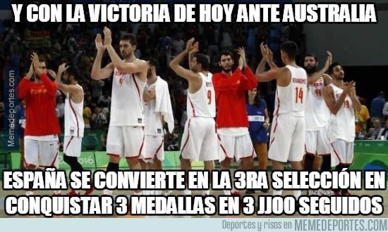900363 - ¡Increíble lo de España en baloncesto!