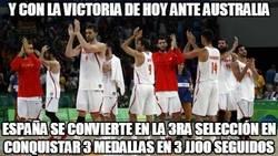 Enlace a ¡Increíble lo de España en baloncesto!