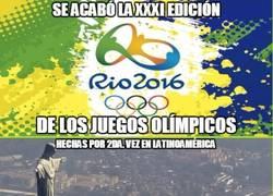 Enlace a Ya es el fin de los Juegos Olímpicos de Río 2016, esto fue lo mejor