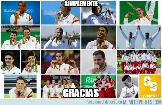 900605 - Unos juegos olímpicos para recordar