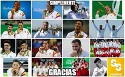 Enlace a Unos juegos olímpicos para recordar