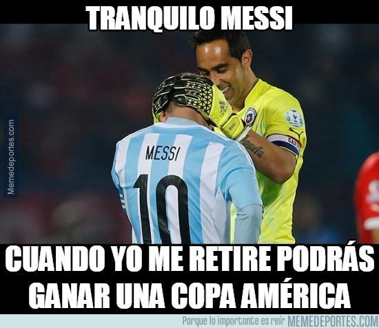 900933 - La pesadilla de Messi aún no se ha terminado...
