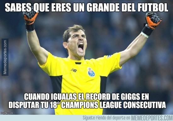901020 - Casillas y un nuevo récord histórico
