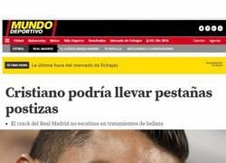 Enlace a El periodismo del Mundo Deportivo no puede ser más lamentable...