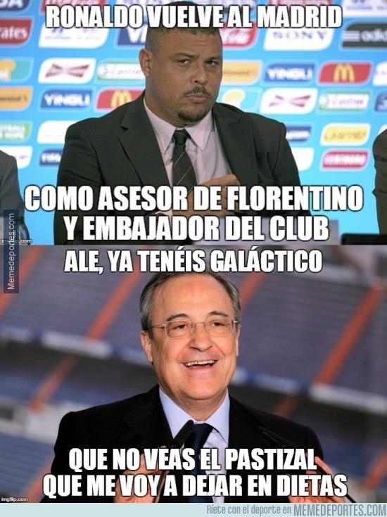 901151 - Floren ya tiene a su galáctico para el Real Madrid