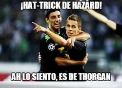 Enlace a Cuando suena un Hazard y no es él... :(