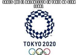 Enlace a El baloncesto en Tokio 2020 no será igual...