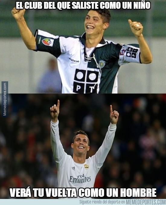 901510 - Cristiano volverá a casa en Champions