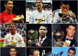 Enlace a Cristiano otra vez elegido como mejor jugador