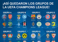 Enlace a La Champions del PES sin licencias
