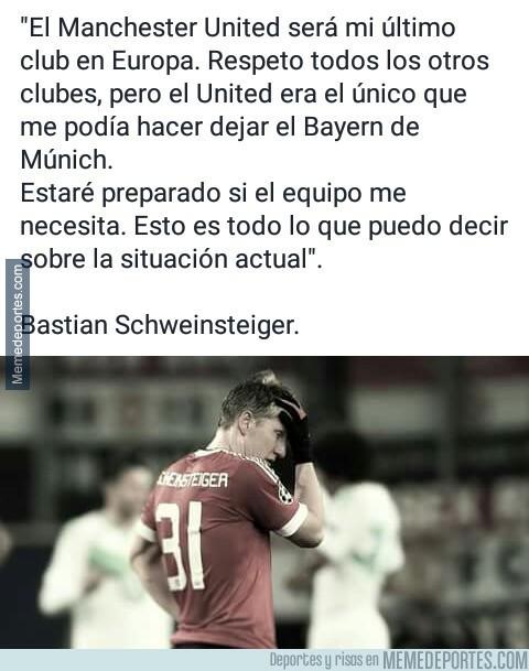 901676 - Las palabras de Bastian Schweinsteiger :(