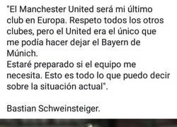 Enlace a Las palabras de Bastian Schweinsteiger :(