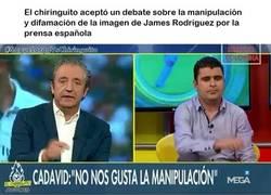 Enlace a El lamentable trato de El Chiringuito al Saque Largo (Colombia)