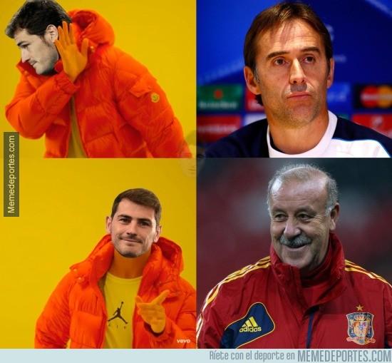 901779 - Casillas sabe lo que es bueno