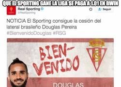 Enlace a El Sporting de Gijón ya tiene galáctico