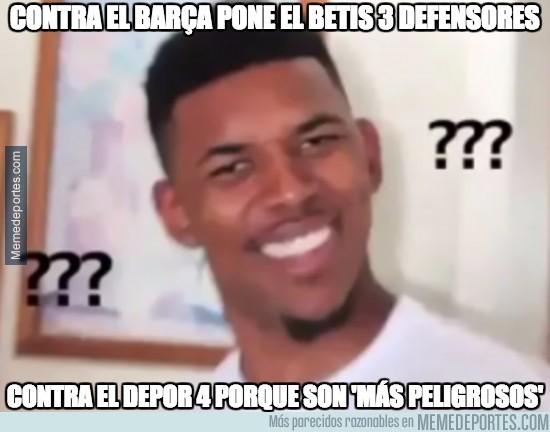901883 - La lógica del Betis