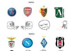 Enlace a Los memes de la Champions 2016/17