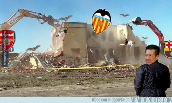 902155 - Descripción gráfica del Valencia FC en estos momentos