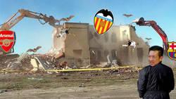 Enlace a Descripción gráfica del Valencia FC en estos momentos