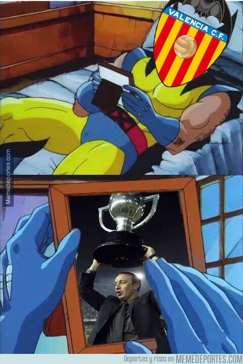 902742 - El Valencia recuerda sus buenos tiempos