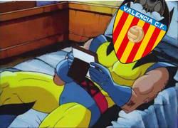 Enlace a El Valencia recuerda sus buenos tiempos