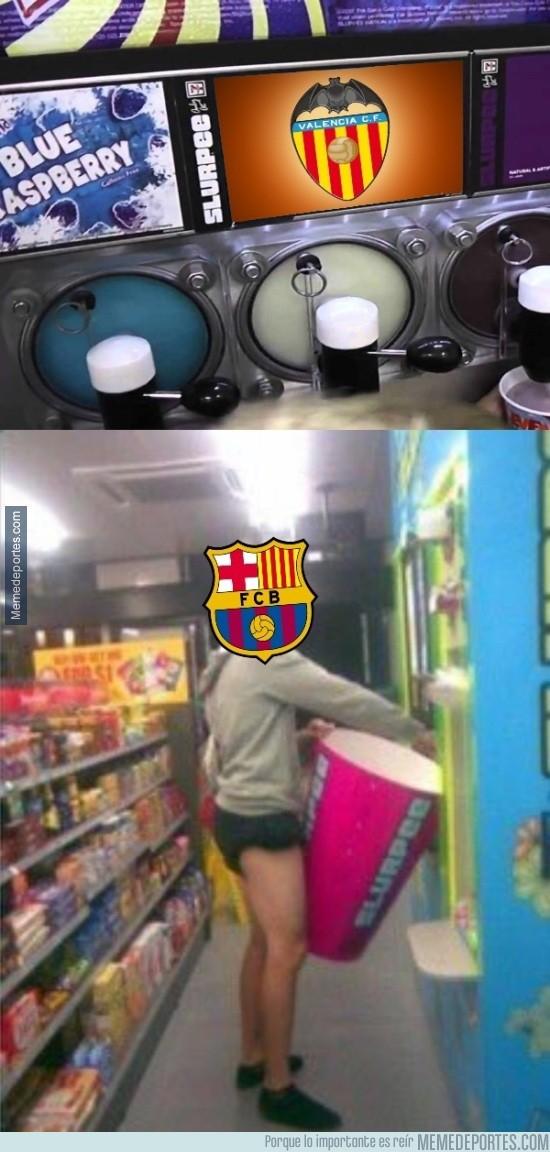 902748 - Barça y Valencia en los últimos años