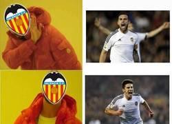 Enlace a Santi Mina es el nuevo ídolo valencianista
