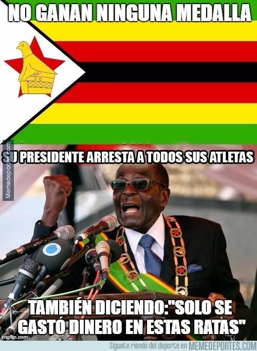 903139 - Lamentable lo de Zimbabue