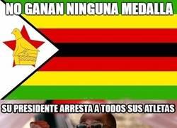 Enlace a Lamentable lo de Zimbabue