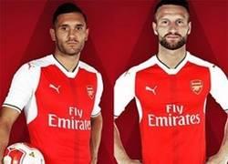 Enlace a Los aficionados del Arsenal están flipando