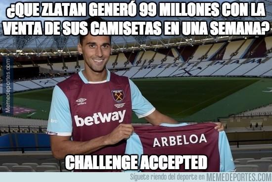 903368 - Arbeloa va a por el récord de camisetas vendidas