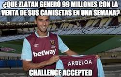 Enlace a Arbeloa va a por el récord de camisetas vendidas