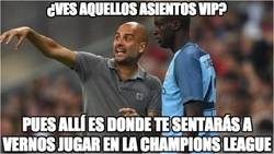 Enlace a Guardiola deja a Yaya Touré fuera de la Champions