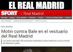 Enlace a Ojo a la guerra que hay en el Madrid según...