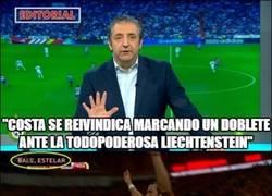 Enlace a Periodismo español defendiendo a sus jugadores