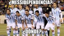 Enlace a Sin Messi, Argentina no logra pasar del empate ante Venezuela