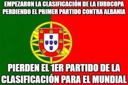 Enlace a Tras perder, Portugal gran favorito para el próximo Mundial