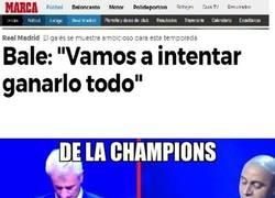 Enlace a Los planes del Madrid para este año