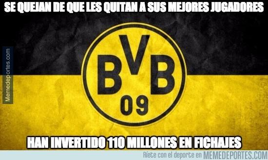 905063 - Menos quejarse, Dortmund