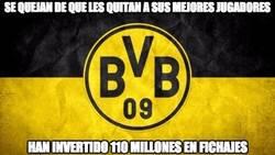 Enlace a Menos quejarse, Dortmund