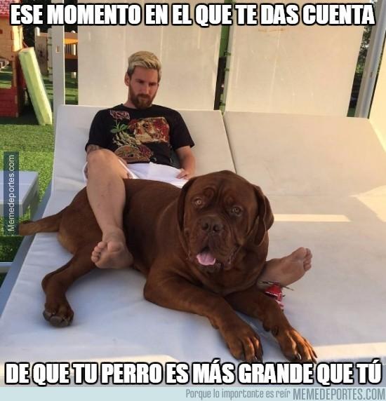 905092 - Pedazo perra tiene Messi