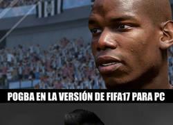 Enlace a Mejor que no juguéis al FIFA17 en móvil