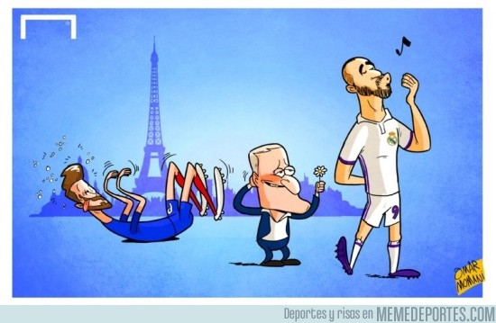 905152 - Benzema es muy necesario, Deschamps lo ha visto tras el empate con Bielorrusia
