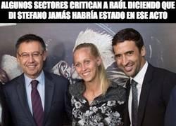 Enlace a Críticas a Raúl de parte de algunos sectores madridistas